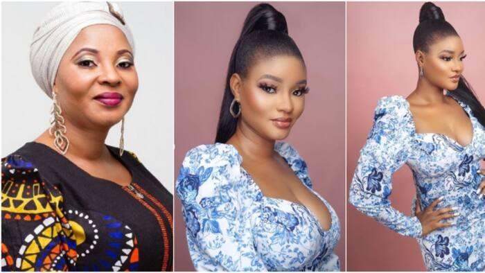 See cute photos of late actress Moji Olaiya's daughter as she clocks a year older