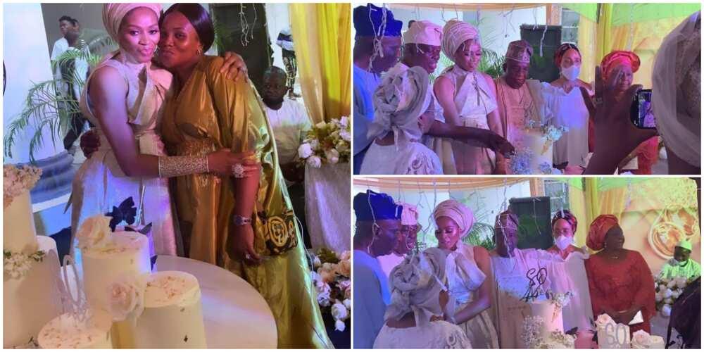 Shade Okoya at 44: Photos, Videos From Birthday Party of Billionaire Wife