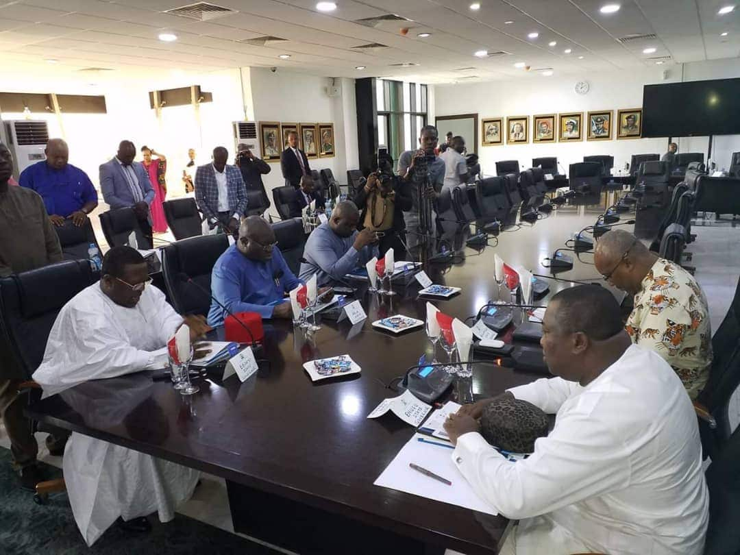 Highlights from south east governors forum held in Enugu state - Legit.ng