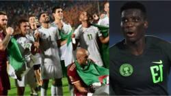Super Eagles fail to soar as impressive Algerian side defeat Nigeria in epic friendly match