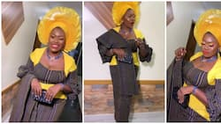 Actress Khadijat Adeola Ayoade shares beautiful video from her introduction ceremony