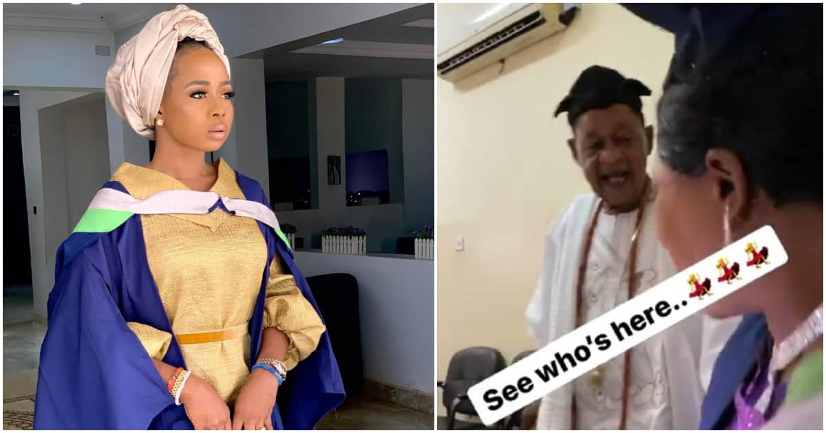 Alaafin of Oyo's youngest wife graduates from University of Ibadan (photo) - Latest News in Nigeria & Breaking Naija News 24/7 | LEGIT.NG
