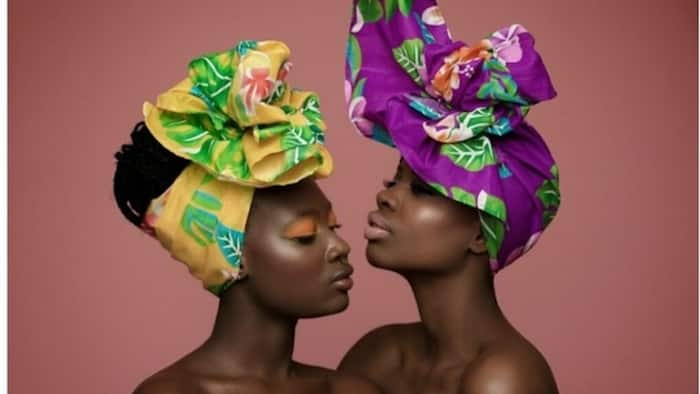 Learn how to tie your ankara scarf into a lovely turban