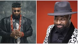 Talented Nigerian musician warns haters who do not like his music, tells them to get off his page