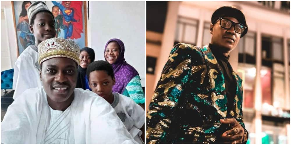 I Will Tell You My Story Myself: Sound Sultan Breaks Silence Amid Sickness Rumours, Shares Photo to Mark Eid