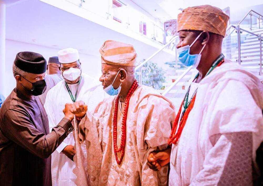 Osinbajo says FG will soon end insecurity in Nigeria