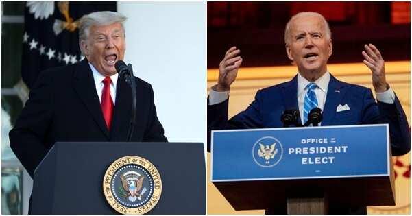 Trump ya bukaci magoya bayansa su hargitsa nasarar da Biden ya samu