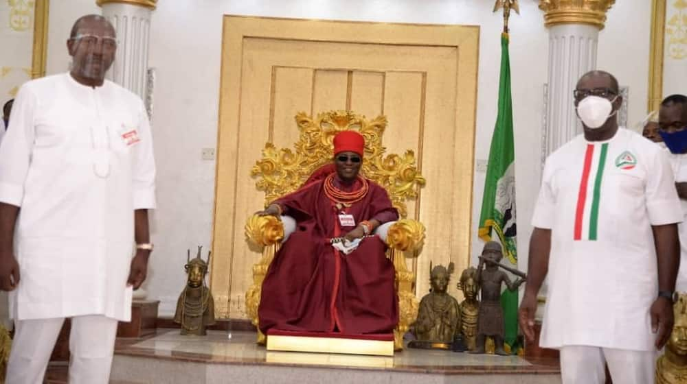 No connection between Edo govt and article attacking Oba of Benin, says Osagie