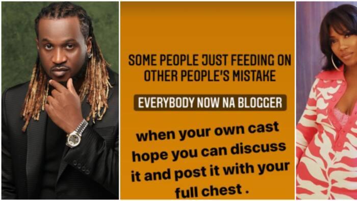 Tiwa Savage's leaked tape: Everybody is now a blogger, Paul Okoye speaks