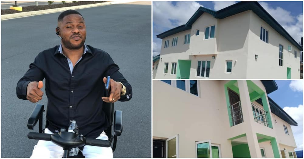 Singer Yinka Ayefele builds, donates N50m vicarage in honour memory of late father (photos)