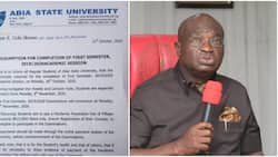Good news as this governor cancels controversial N15,000 student pandemic fee