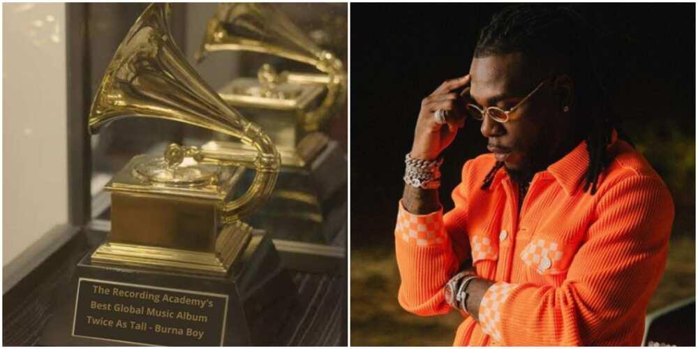 Grammy 2021: It's a Dream come true, Says 2baba as he Celebrates Burna Boy