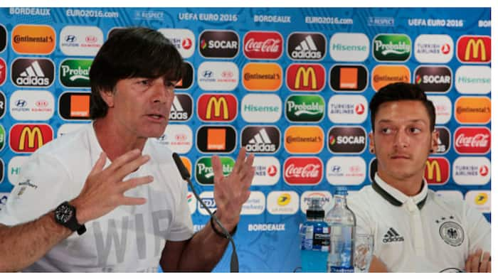 Former Germany coach Low wants to reconcile with player who he sent back home from 2018 World Cup