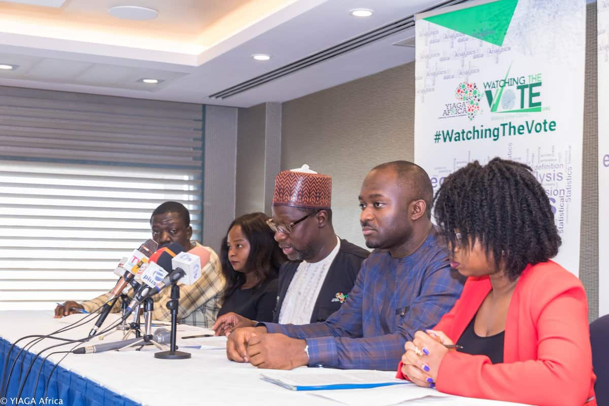 YIAGA AFRICA deploys 361 observers for re-run elections