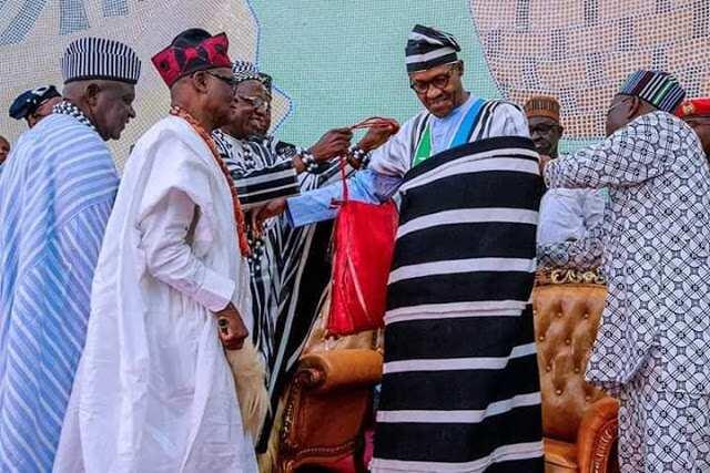 Buhari 'dan Idoma