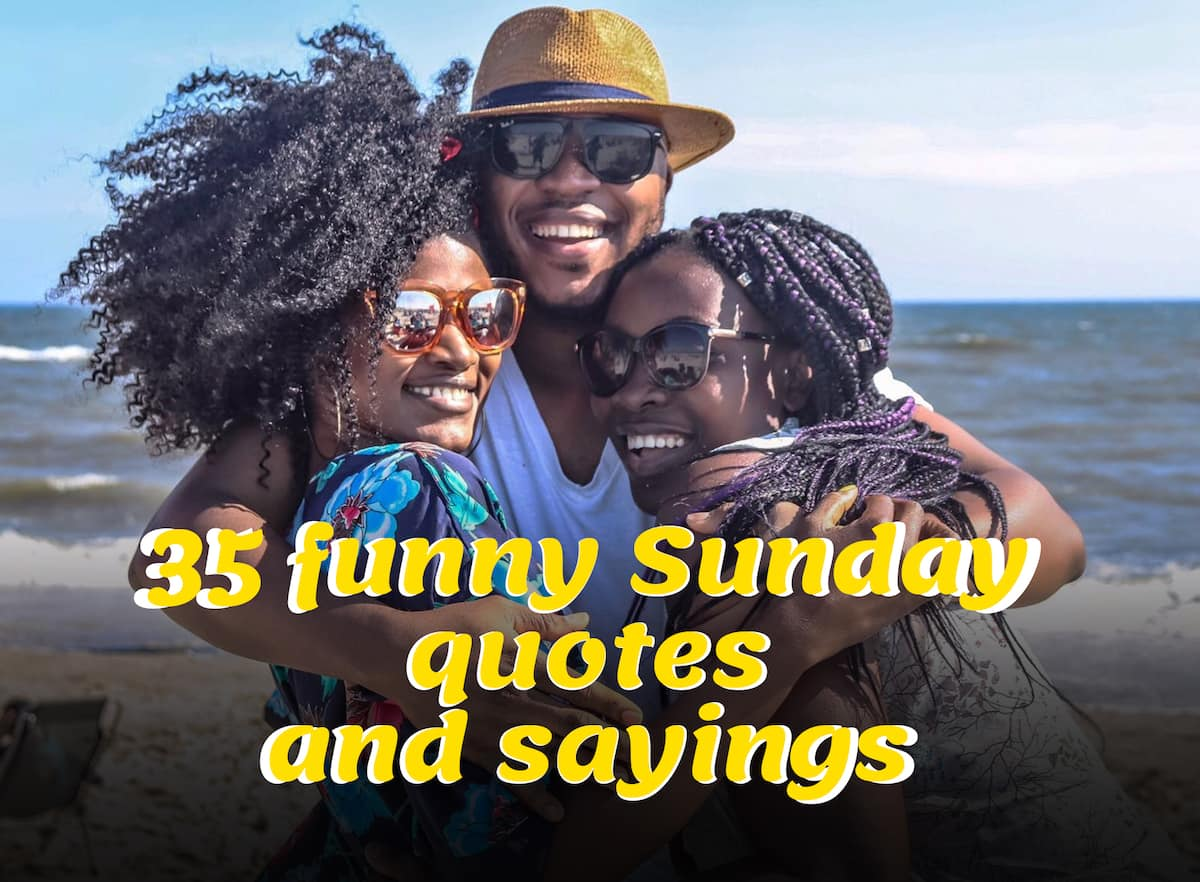 35 Funny Sunday Quotes And Sayings Legitng