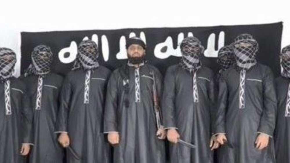 Mu ne ke da alhakin kashe sojojin Najeriya 11 - ISIS
