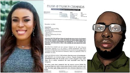 Alleged owner of famous blog threatens to drag Linda Ikeji to court for exposing him