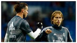 Here's the stunning message Real Madrid star told teammate Bale amid transfer saga at the club