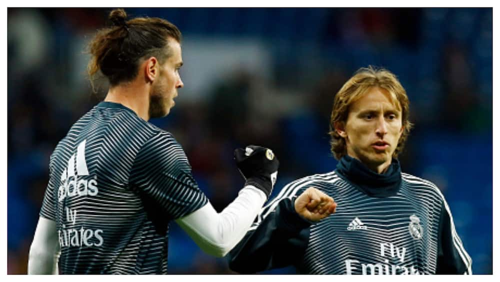 Luka Modric tells Bale to make a final decision on his future