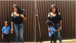 Nigerian lady says she became a single mother for trusting the wrong man with her heart