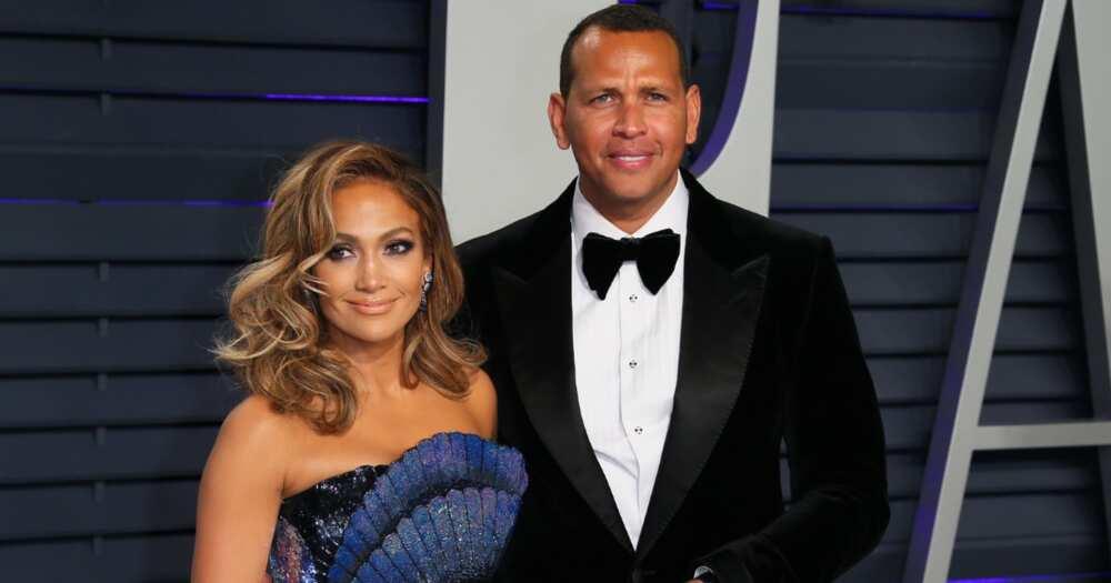Jennifer Lopez's fiancé Alex Rodriguez denies cheating with reality star