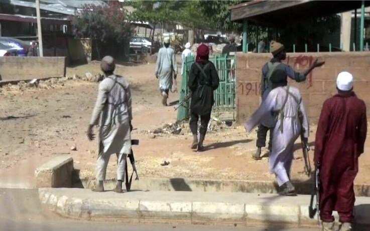 Buhari ga shugabannin duniya: Mun nakasa Boko Haram, kananan wurare su ke kai farmaki yanzu