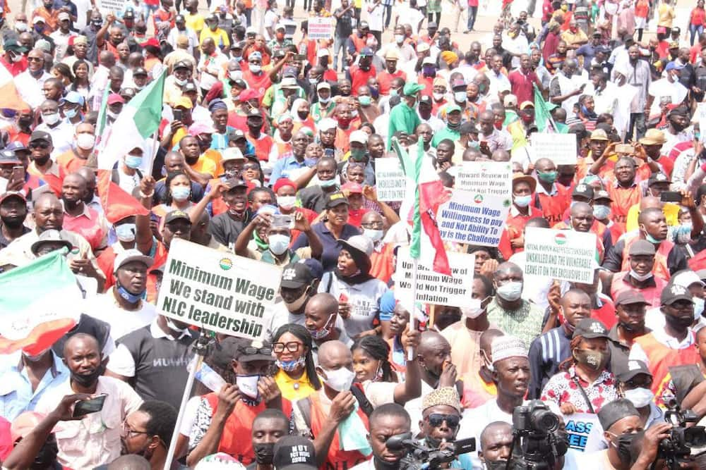 Minimum wage: Govt Approves 104k for all Workers in Qatar as FG Begs NLC Over 33k in Nigeria