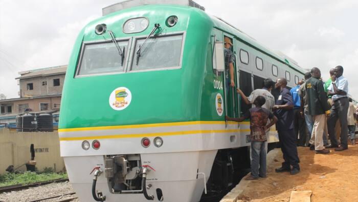 Senator Shehu Sani narrowly escapes death as bandits bomb railway