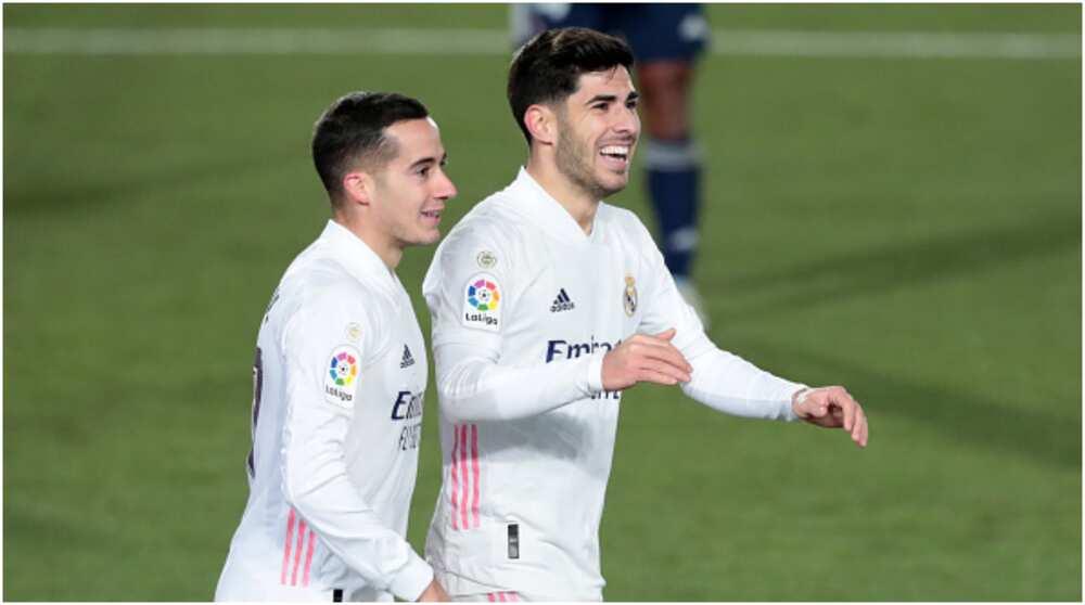Real Madrid vs Celta Vigo: Reigning La Liga champions cruise to 2-0 victory