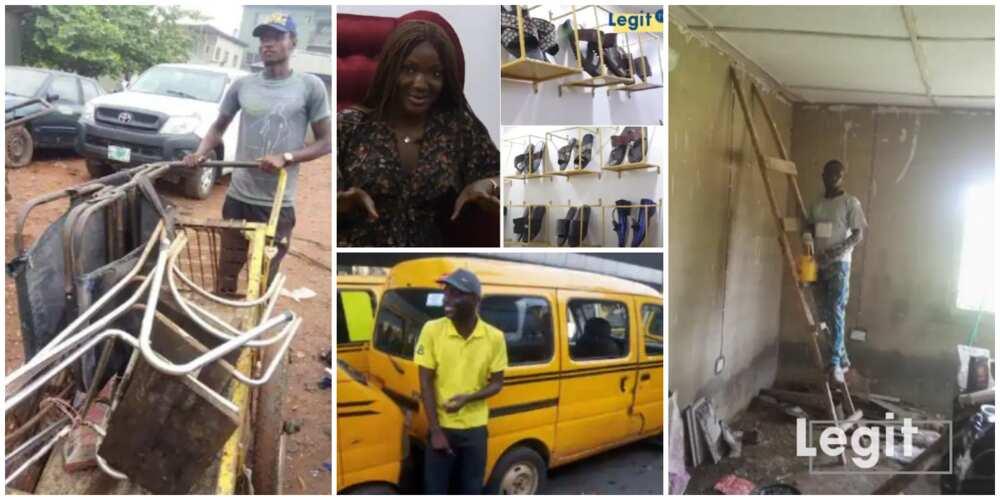 4 Nigerian graduates hustling outside the degree they read in school