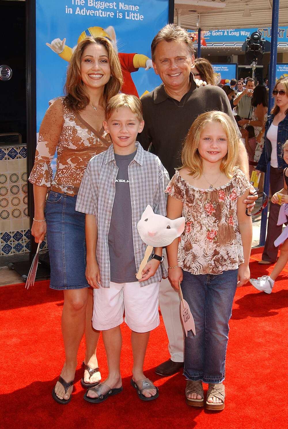 Pat Sajak family