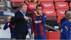 Barcelona boss Koeman sends warning to experienced players following win over Elche