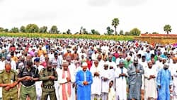 Korona: Gwamnati ta gargadi Musulman Najeriya game da yawon sallah da zuwa Idi