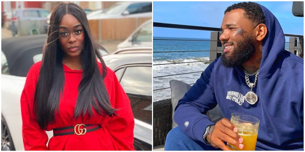 Not All Girls with Huge IG Accounts Have Sugar Daddies, Reality Star Uriel Lampoons Rapper The Game