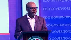 Governor Obaseki finally addresses his alleged defection plan, says he will never return to APC