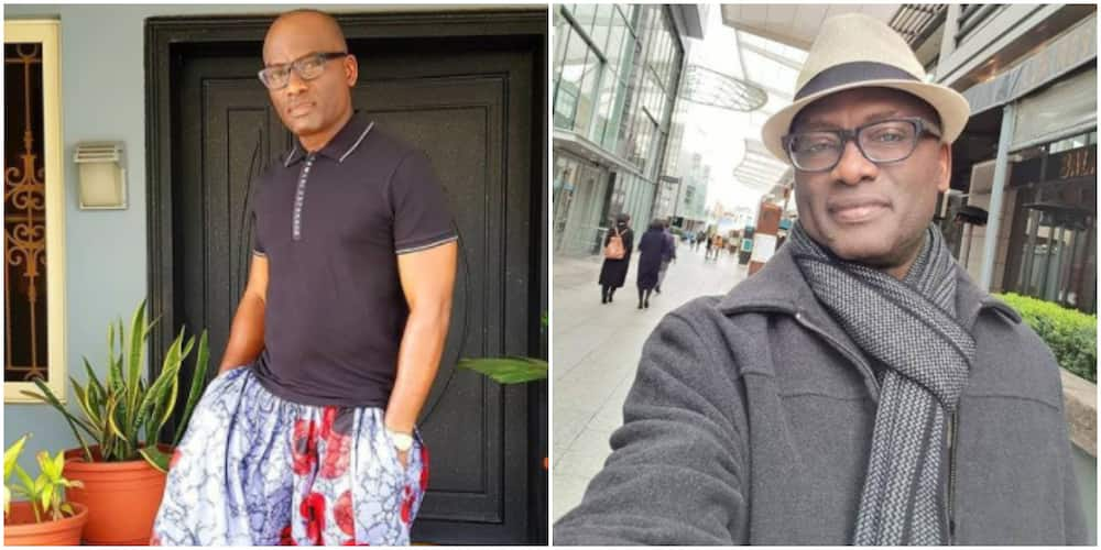 Dayo Adeneye says living a private life prevents rubbish