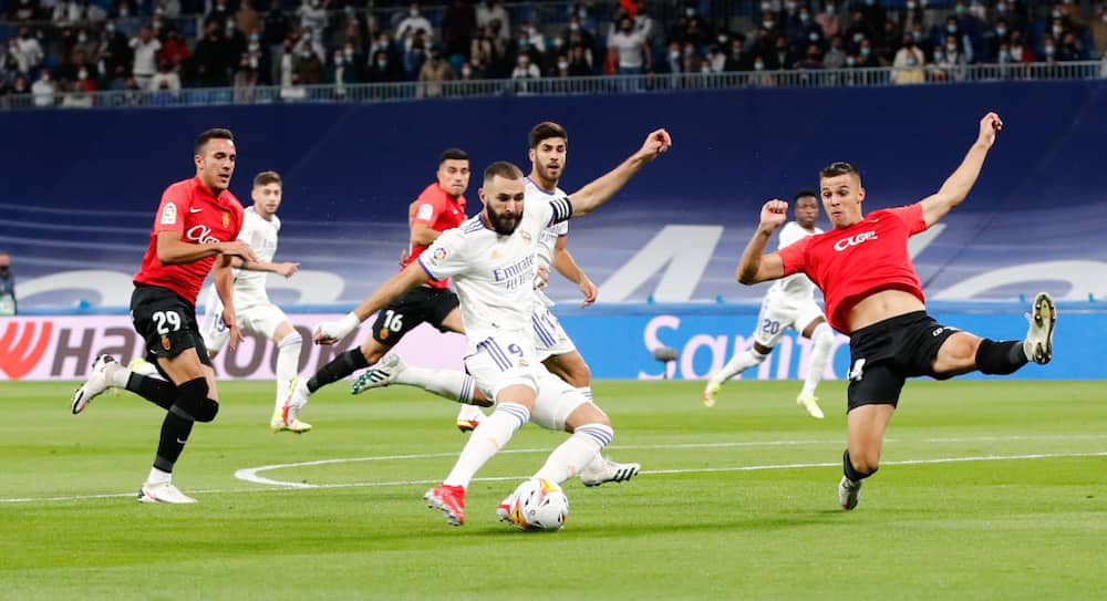 Benzema, Asensio inspire Real Madrid to impressive victory over top Spanish League opposition