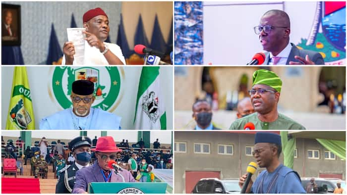 List of top 6 states that can confidently survive without any federal allocation