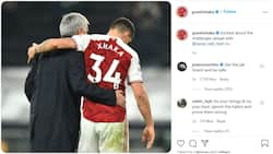 Roma boss Jose Mourinho urges Arsenal star to get COVID-19 vaccine and be safe