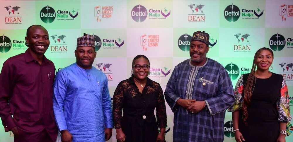 Dettol Kick-Starts 2021 Clean Naija Initiative as Lagos Schools Resume
