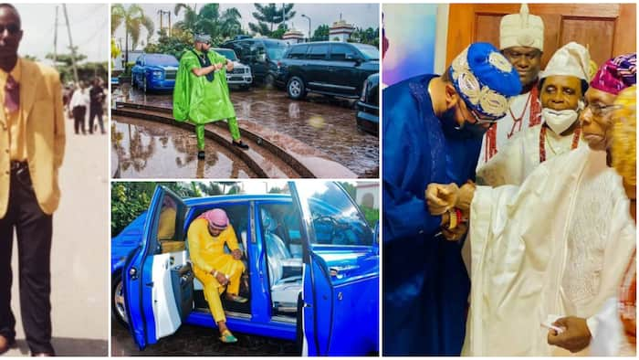 4 sweet facts about 40-year-old Nigerian billionaire who struggled through life to afford luxurious lifestyle
