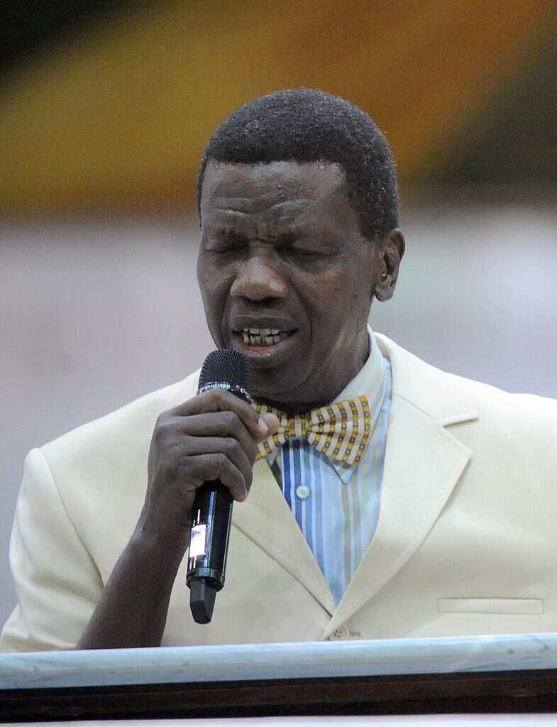 Pastor Adeboye's first son