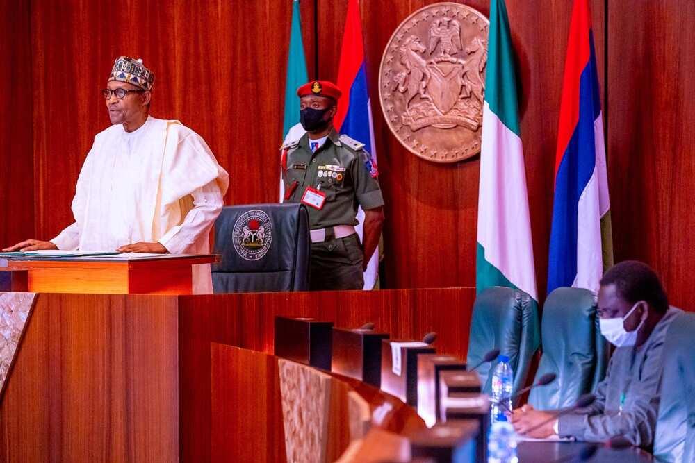 Buhari's weakness fueling threat to Nigeria's unity, Northern elders declare