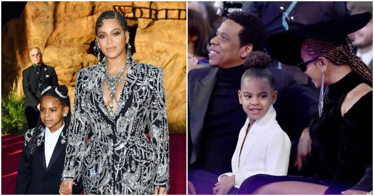 Beyonce's 7-year-old daughter wins first song writing award for Brown Skin Girl