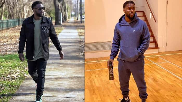 US comedian Kevin Hart shares reasons he turned down offer to launch into space