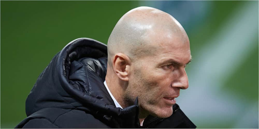 Real Madrid reveals when Zidane will be sacked after going 10 points behind Atletico in La Liga