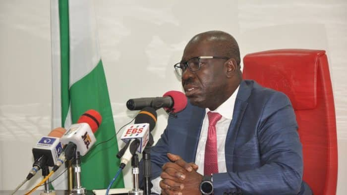 Tension in Edo as Obaseki's group threatens to dump PDP, gives reasons