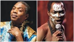 Femi Anikulapo-Kuti replies critic who wants to be like his father