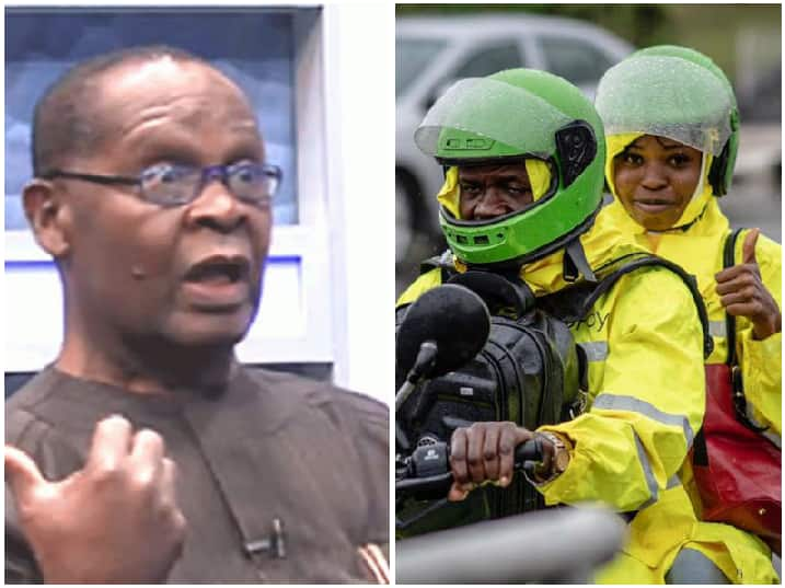 Joe Igbokwe speaks against bike-hailing start-up in Lagos, describes it as unsustainable - Legit.ng